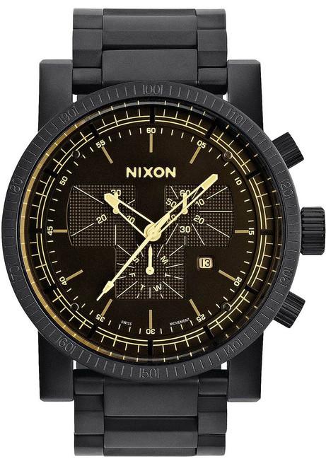 Nixon Magnacon SS Black Sniper Edition (A4571354) front