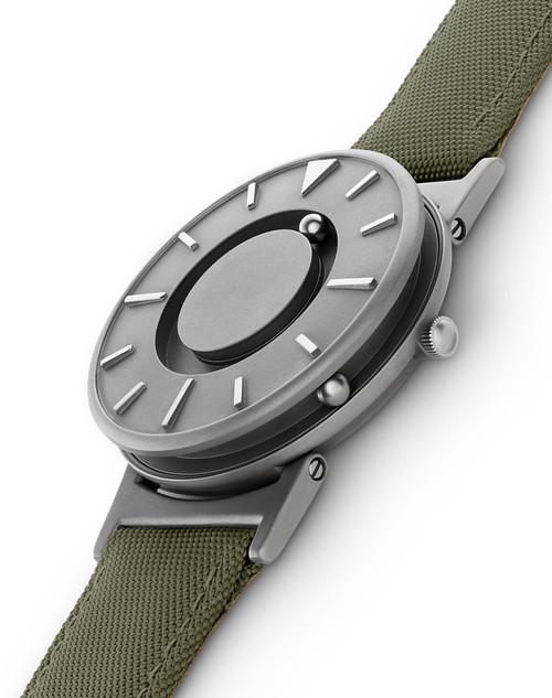 The Bradley Classic Canvas Olive Green