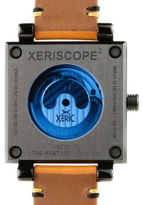 Xeric Xeriscope Squared Black/Tan (XS2-3017) back