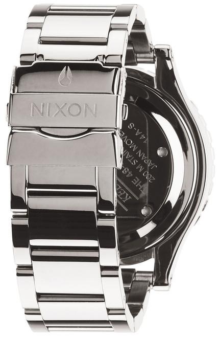 Nixon 48-20 Chrono Polished Gun/Lum (A4861885)