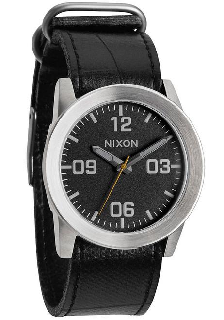 Nixon Private Leather Black (A0491892)