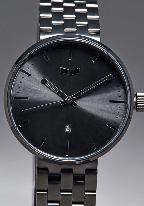 Vestal Roosevelt Metal All Black ROS3M002