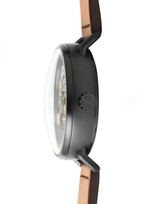 Xeric Black/Tan Halograph Automatic Limited Edition side dome