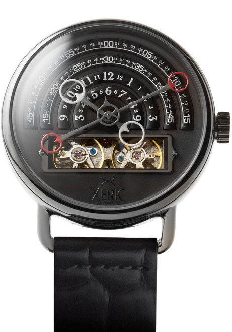Xeric Gunmetal Halograph Automatic Limited Edition