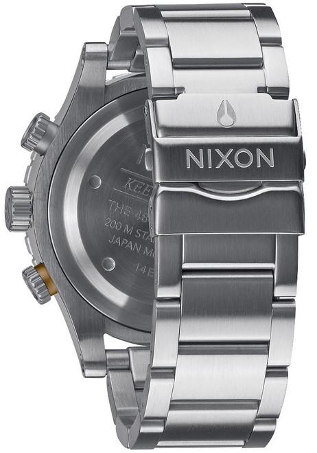 Nixon 48-20 Chrono SS Dark Copper