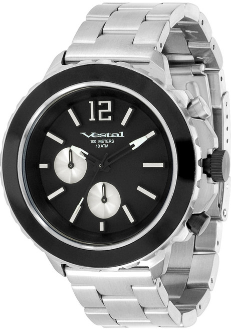 Vestal YATCM02 Metal Yacht Silver
