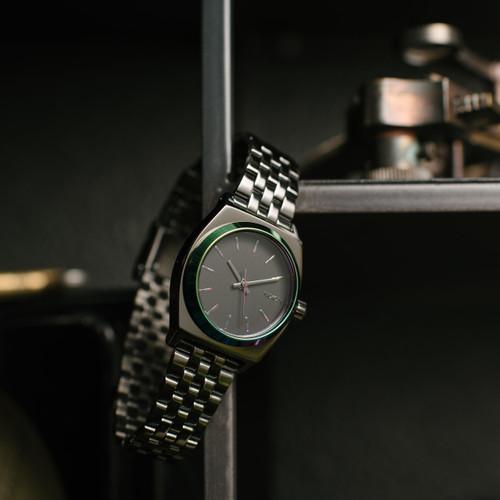 Nixon Small Time Teller Gunmetal/Multi (A3991698)