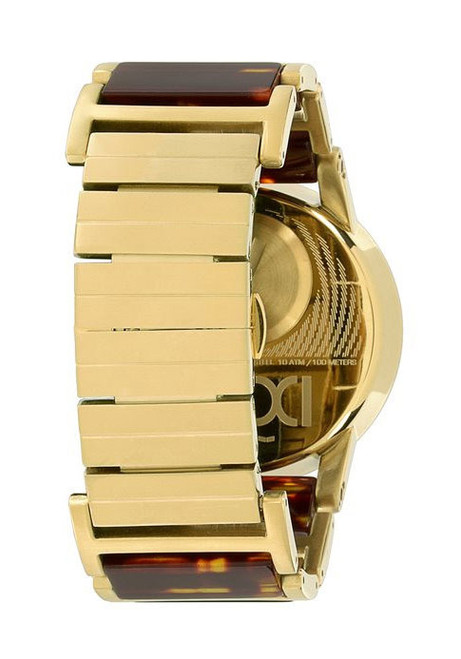 Vestal PLA022 Plexi Minimalist Gold/Tortoise