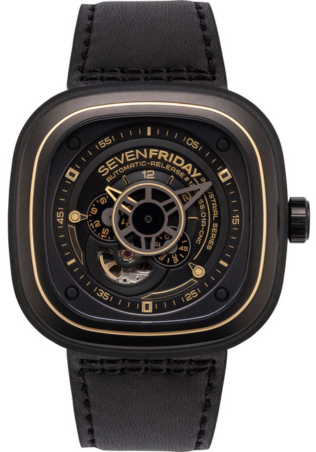 Seven friday p2b 2 automatic for Sevenfriday watches