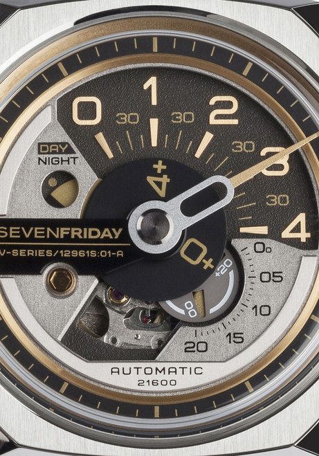 Seven Friday V2/1 Automatic