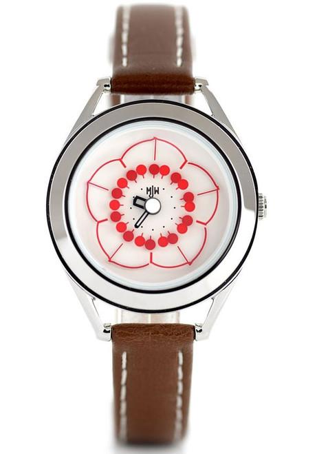 Mr. Jones Cherry Floriographic Ladies Watch