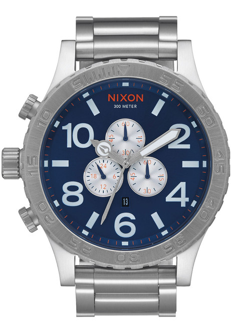 Nixon 51-30 Chrono Blue Sunray (A0831258)