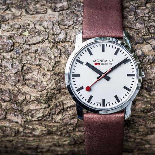 men brown watches jewelry s shipping watch product mens hagen free leather skagen