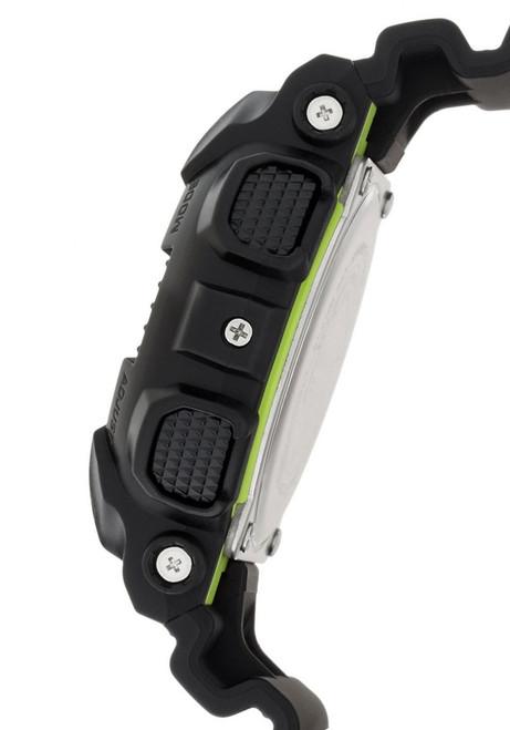 G-Shock GA-100 Sporty Illumi Series Black (GA-100LY-1A)