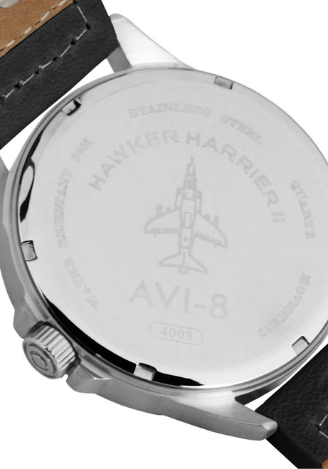 AVI-8 Hawker Harrier II Date White Black (AV-4003-01)