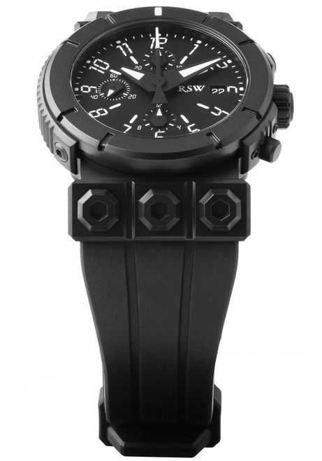 RSW Outland Round Chronograph Swiss Automatic