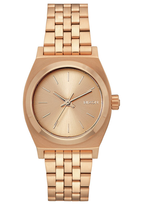 Nixon Medium Time Teller All Rose Gold (A1130897)
