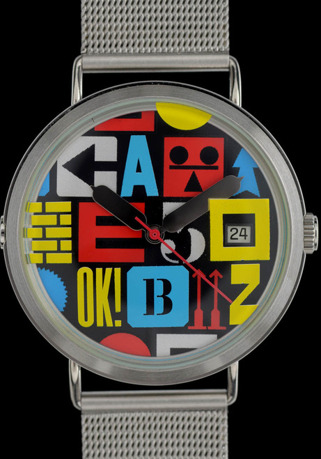 Mr. Jones A-OK! Swiss Automatic