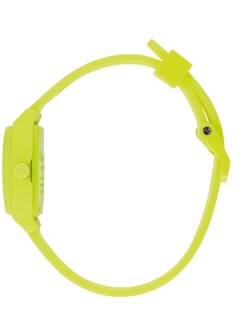 Nixon Small Time Teller P Neon Yellow Bettlepoint (A4251896) side