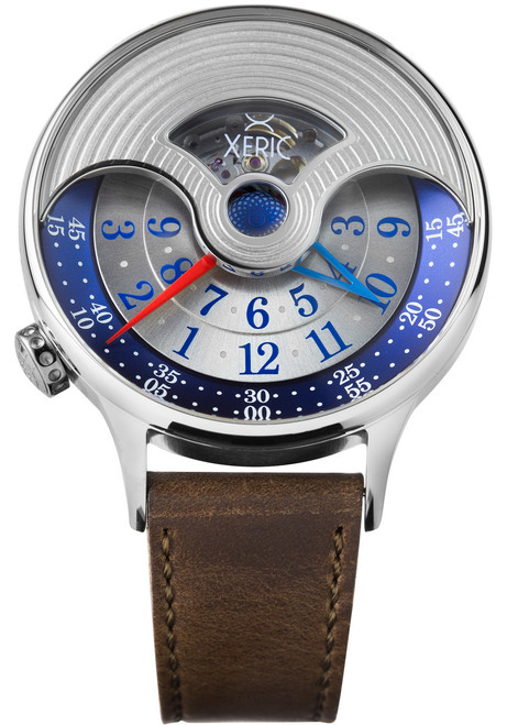 Xeric evergraph automatic limited edition silver for Watches xeric