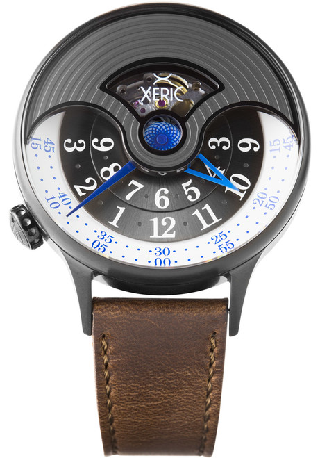 Xeric Evergraph Automatic Limited Edition Gunmetal (EGA-3014)