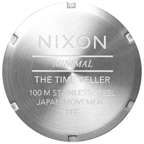 Nixon Time Teller Navy Paisley Dot (A0451985)