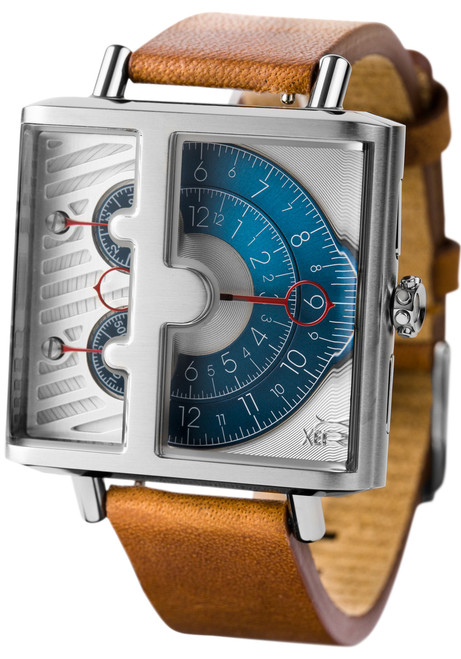 Xeric Soloscope SQ Tan Blue (SSQ-3018-TAN)