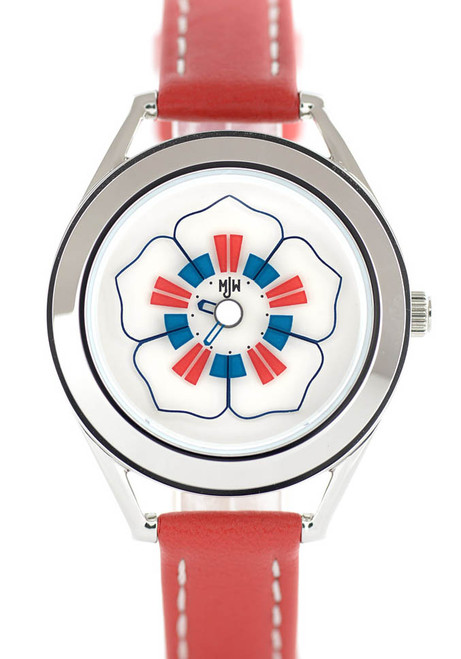 Mr. Jones Phlox Floriographic Ladies Watch (PHLOX)