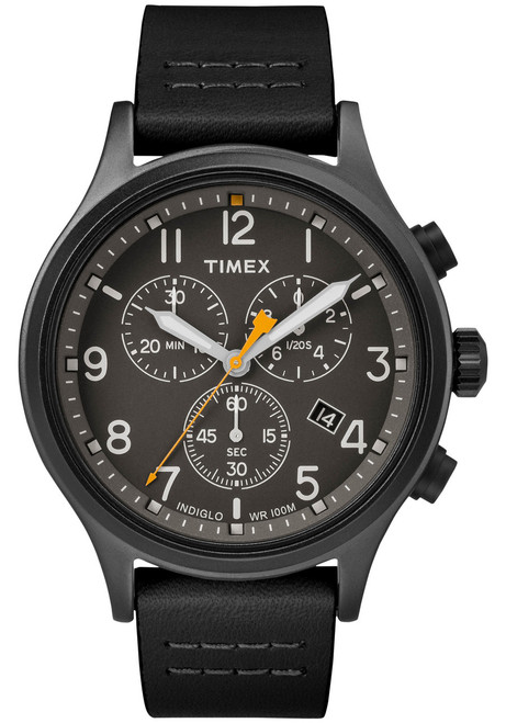 Timex Allied Chrono All Black (TW2R47500VQ)