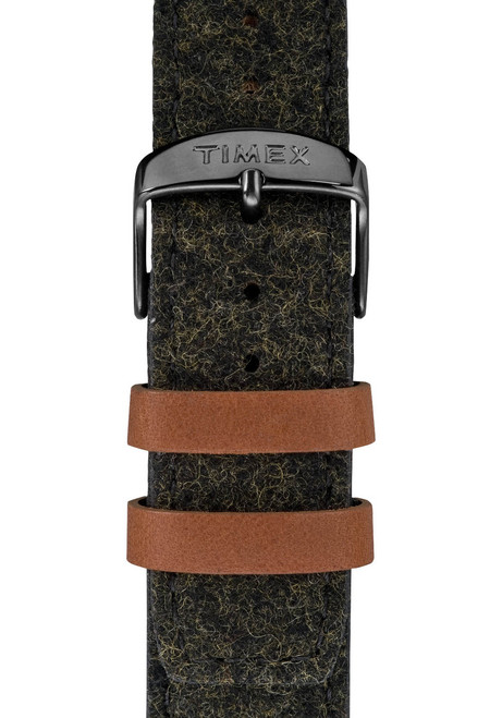 Timex Waterbury Traditional Chrono Black (TW2P95500VQ)