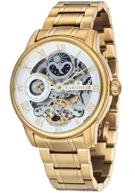Thomas Earnshaw Longitude Gold White (ES-8006-22)