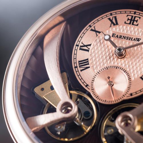 Thomas Earnshaw Beaufort Anatolia Automatic Rose Gold Brown (ES-8059-03)