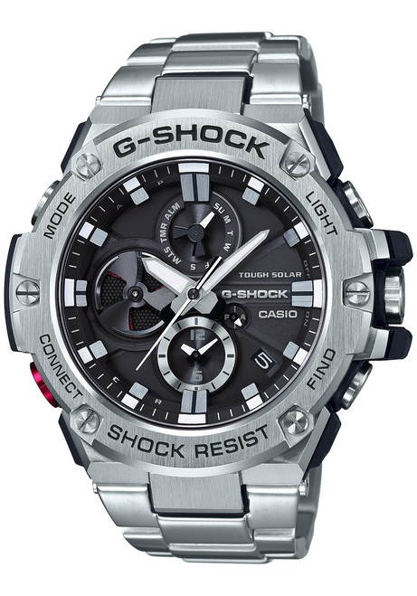 G-Shock G-Steel Connected Silver GSTB100D-1A (GSTB100D-1A)