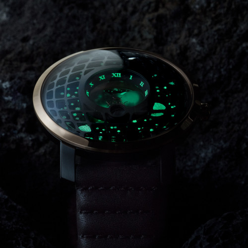 Xeric Trappist-1 Moonphase Rose Gold (TMP-3018)