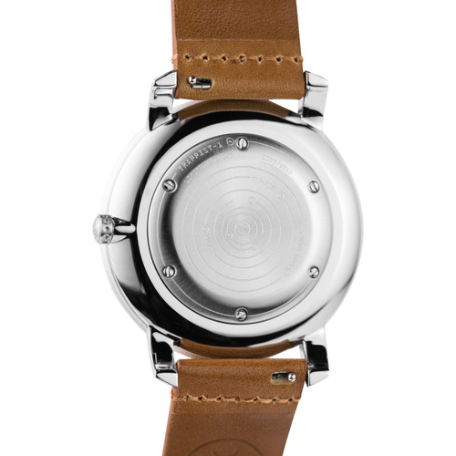 Xeric Trappist-1 Moonphase Silver Blue (TMP-3021)