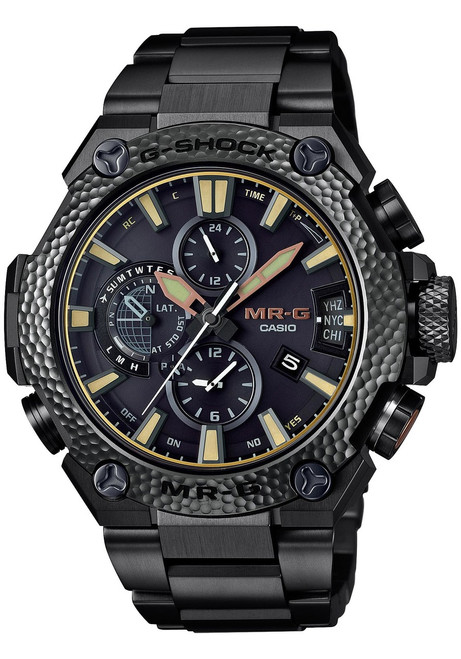 G-Shock MR-G Tsuiki Black (MRGG2000HB-1A)