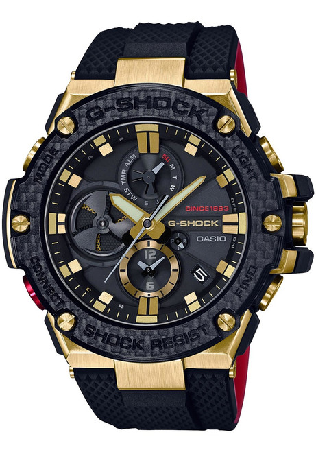 G-Shock G-Steel Connected Gold Tornado 35th Anniversary Limited Edition (GSTB100TFB-1A)