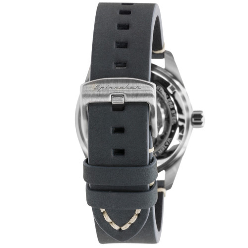 Spinnaker Fleuss Automatic Silver Grey (SP-5056-02)