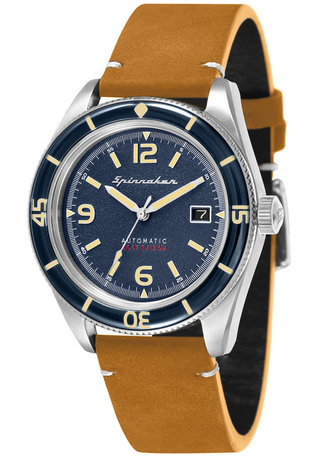 Spinnaker FLEUSS Automatic Brown Blue (SP-5055-05)