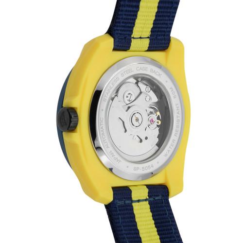 Spinnaker Marina Automatic Navy Yellow (SP-5054-04)