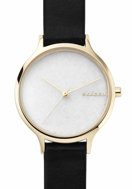 Skagen Anita Gold Stone Leather (SKW2671)