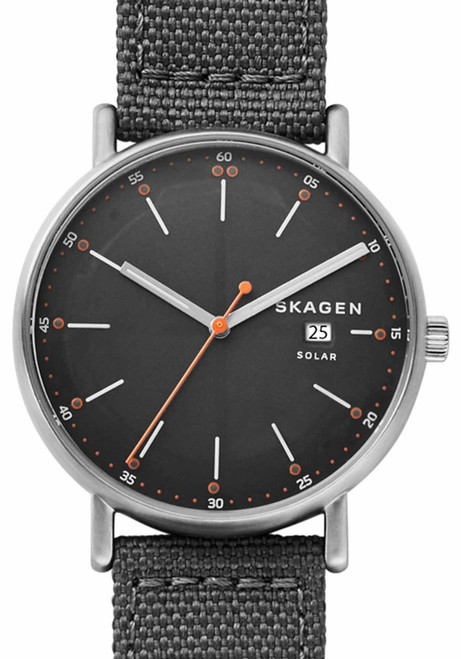 Skagen SKW6452 Signatur Solar Grey Recycled Woven