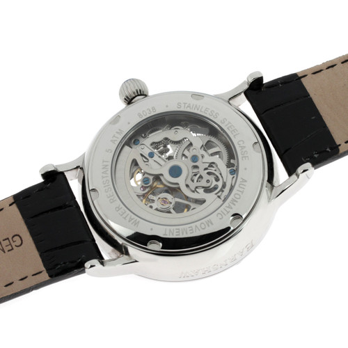 Thomas Earnshaw Darwin Automatic Silver Black (ES-8038-01)
