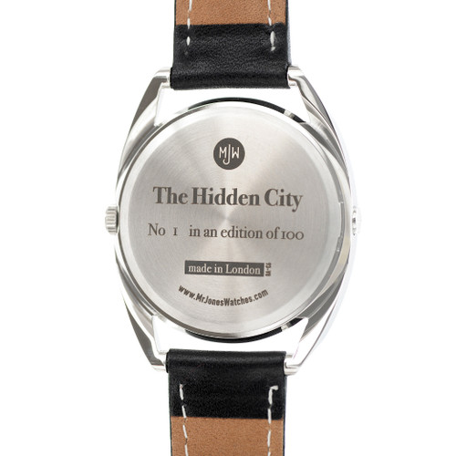 Mr. Jones Hidden City Limited Edition (93-V8)