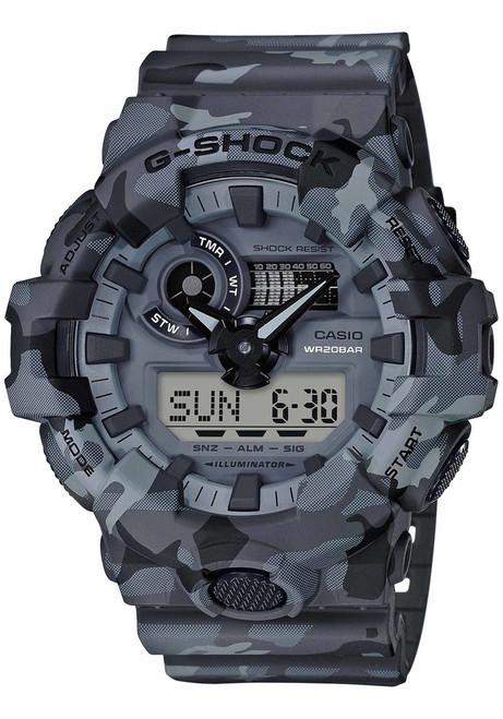 G-Shock GA700CM Camo Grey (GA700CM-8A)
