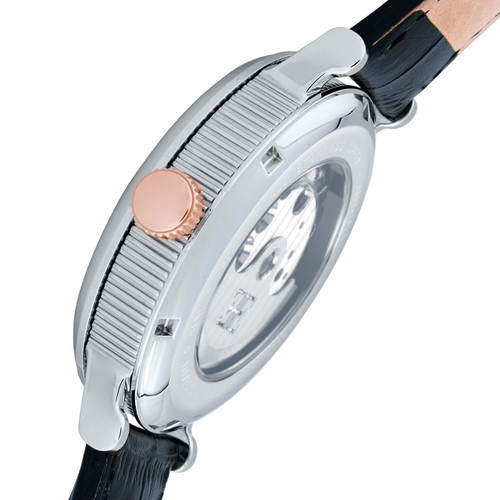 Thomas Earnshaw Beaufort Automatic Silver Black (ES-8047-01)