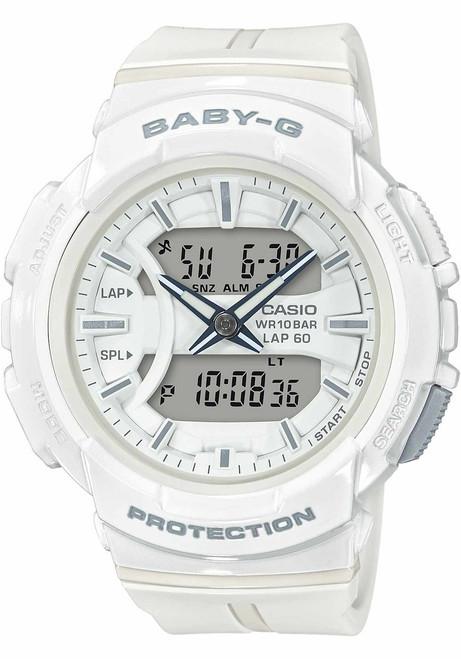 G-Shock Baby-G Urban Runner White (BGA-240BC-7A)