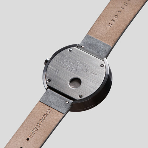 Anicorn Series 000 Automatic Silver Grey (S000-SG)