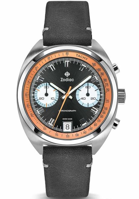 Zodiac ZO9605 Grandrally Black Orange (ZO9605)