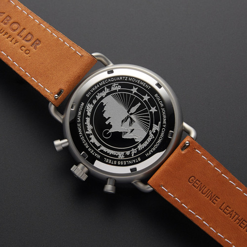 Boldr Journey Chronograph Mustang (0638455380493)